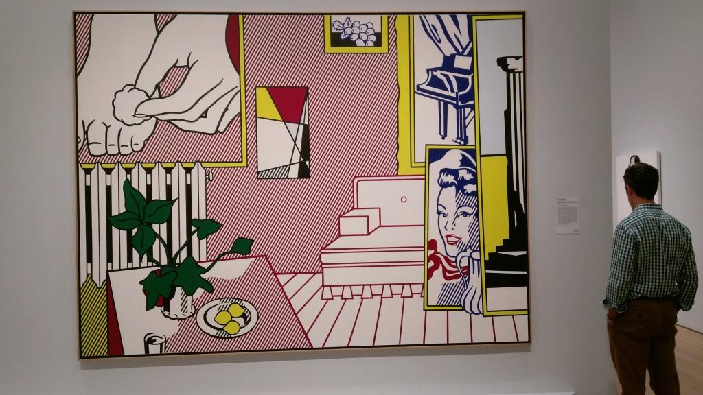 13-roy-lichtenstein-artists-studio-foot-medication-1974