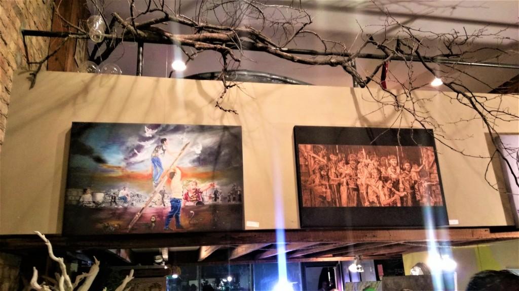 4. Vivid Palestinian gallery