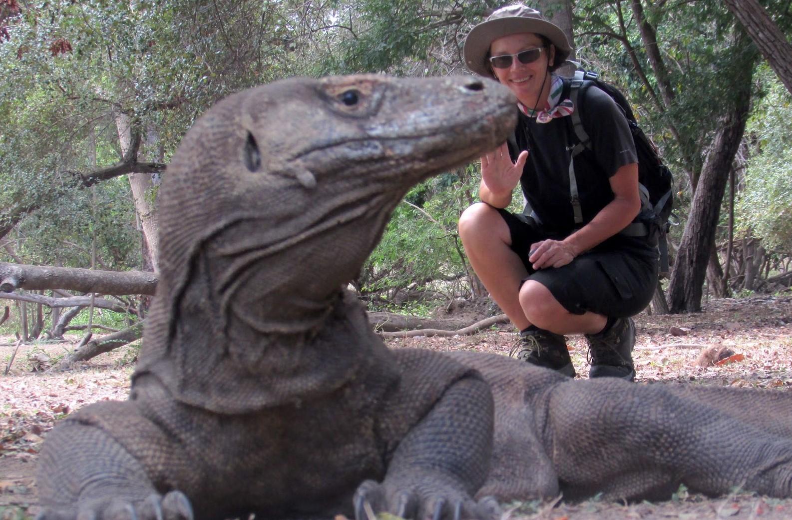 21. Komodo, Indonezija