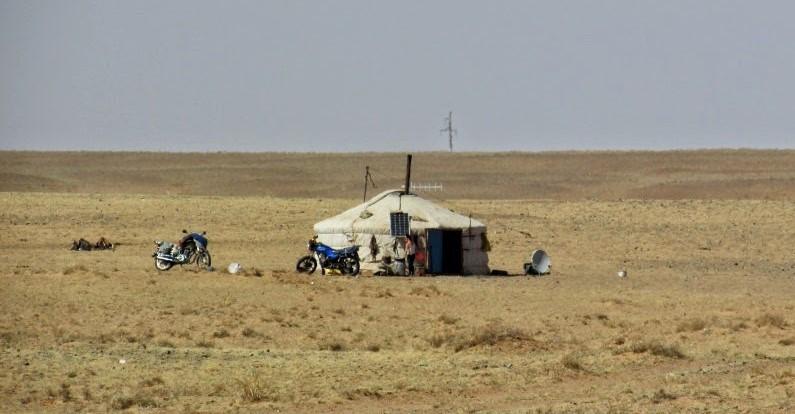 42. Desert Gobi, Mongolia