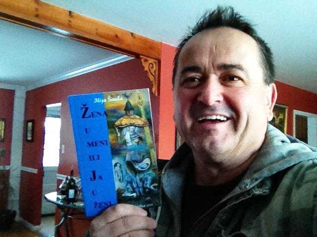 5. 2. ILija Saula - radost zbg knjige 'Zena u meni, ja u zeni'