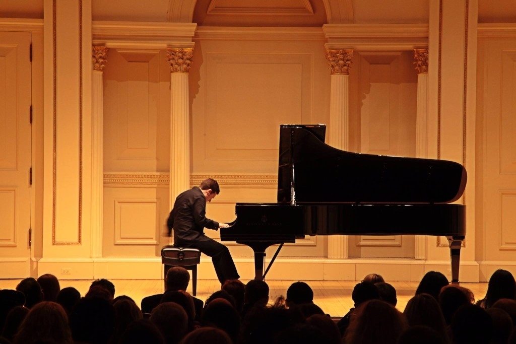 2. Concert in Carnegie Hall