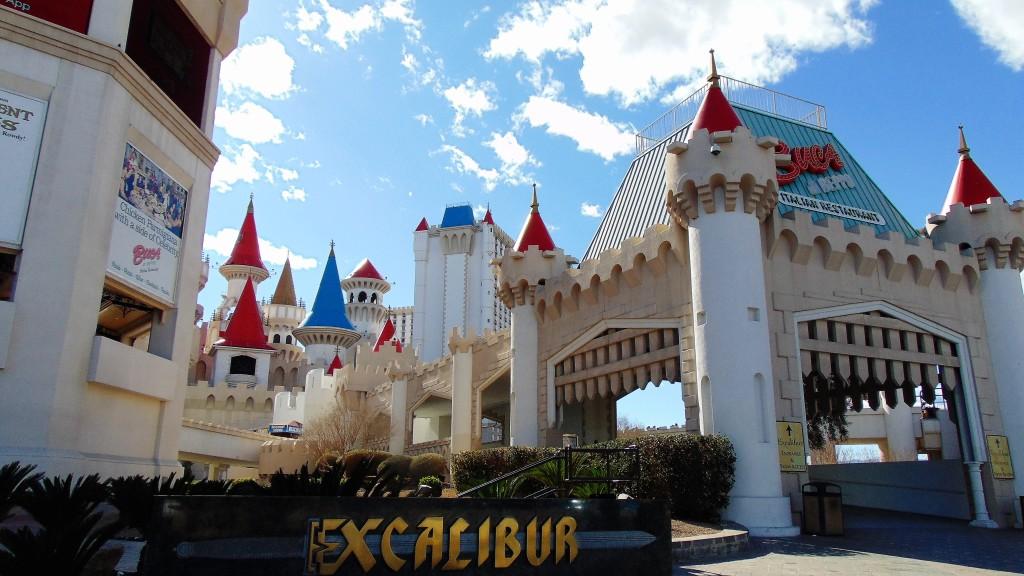 20. Excalibur Hotel