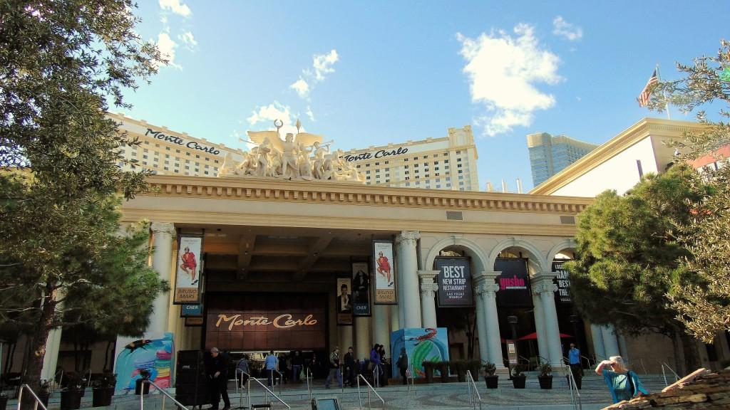 30. Glamourous Monte Carlo hotel