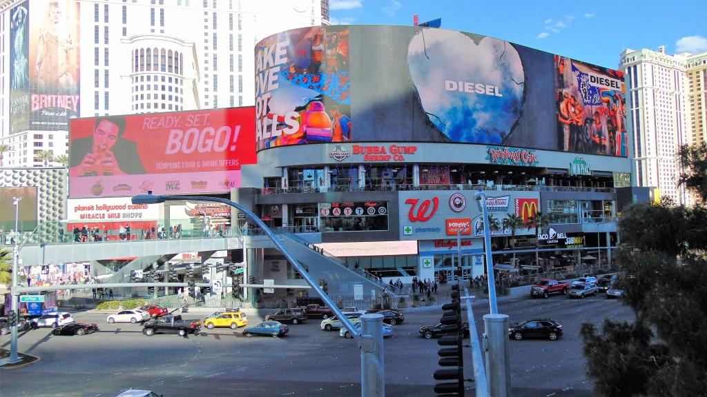 33. Typical scene for Las Vegas