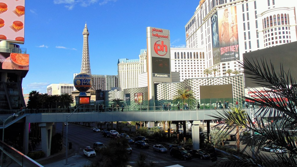 34. Typical scene for Las Vegas