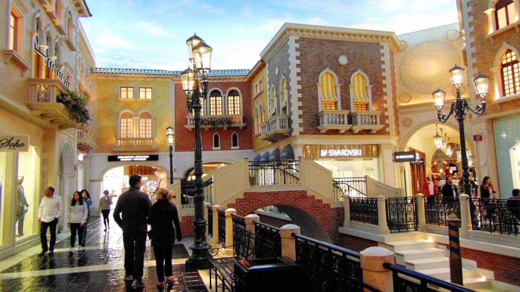 59. Venice in Las Vegas
