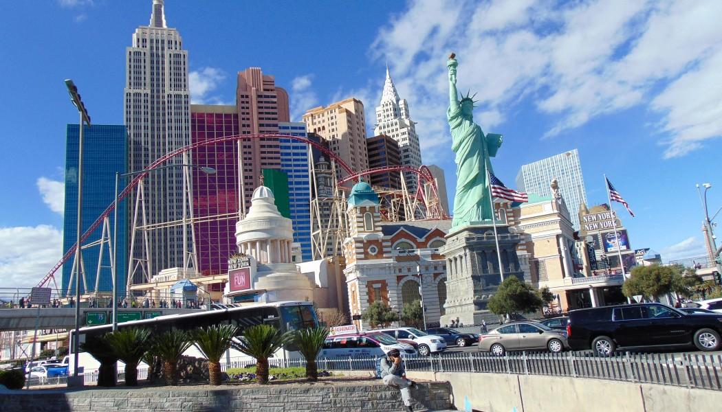 Las Vegas – the city of deception