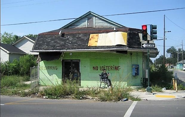4. No Loitering, 2008, New Orleans