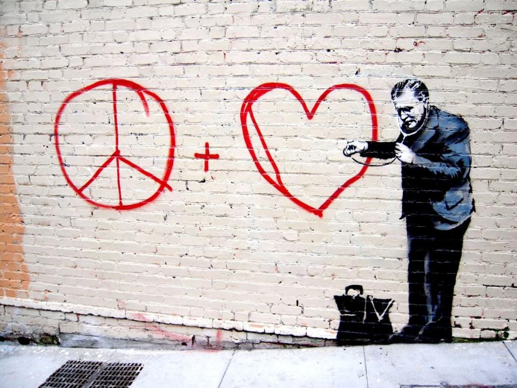 Peaceful Hearts Doctor, San Francisco, 2010