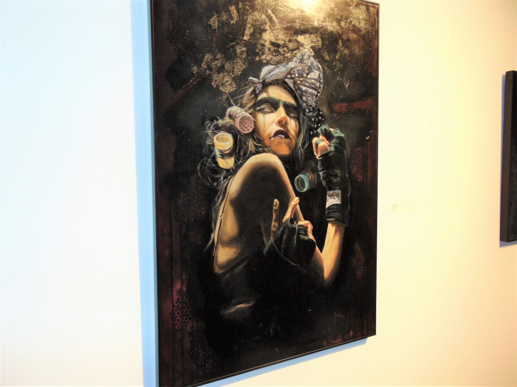"""12. """"War paint and Curlers"""" by Donna Bates"""