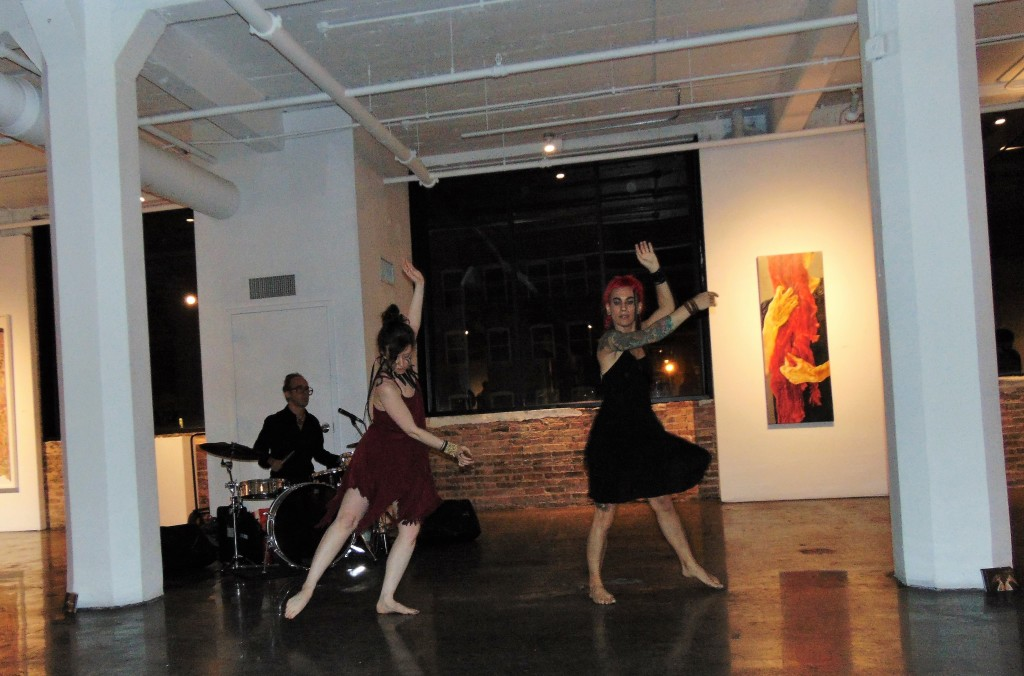 15. Performance by dance group Posterchild