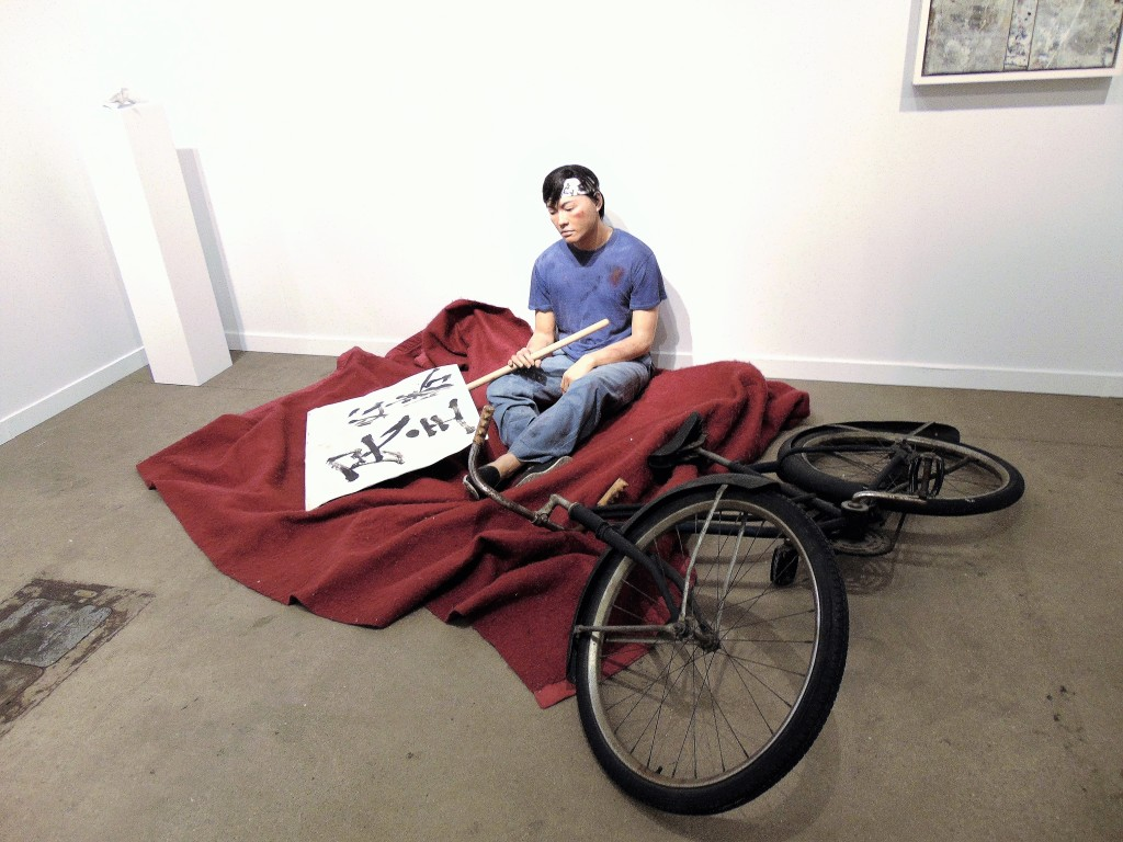 7. 'Chinese Student', Duane Hanson