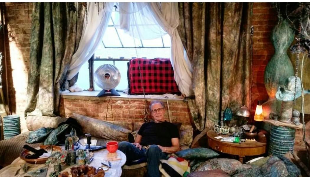 Martin Bernstein, installation artist: His life in a Sesame cave