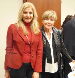11. Tamara Vesna (levo) i Kathy fanslow