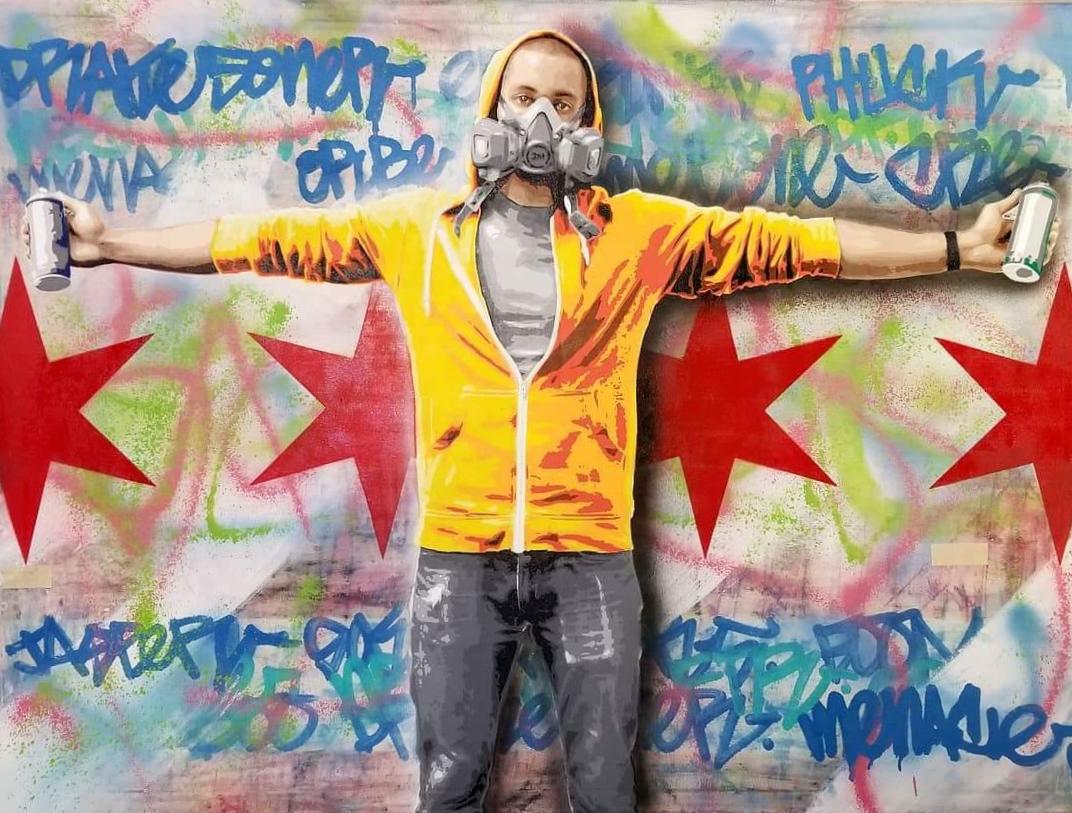 Home Johns Famous Graffiti
