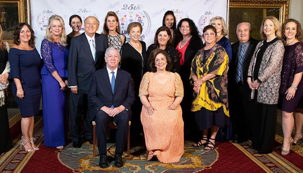 LIFELINE – Chicago HUMANITARIAN ORGANIZATION celebrates the 25th ANNIVERSARY with the Royal Couple Karadjordjevic of Serbia